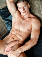 Ever since the preview of Zac`s photosession was published over a week ago it seems we have all been itching for the full set, so today we are happy to oblige. Zac has been for some time one of our favorite Hungarian hunks.  Mild mannered and incredibly sexy, Zac has been a very welcome addition to the BelAmi team since he joined several years ago.  This set was taken for us by resident photographer Eliot Klien.
