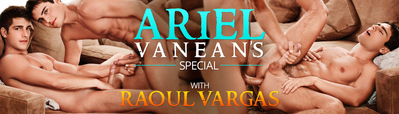 ARIEL VANEAN'S SPECIAL…