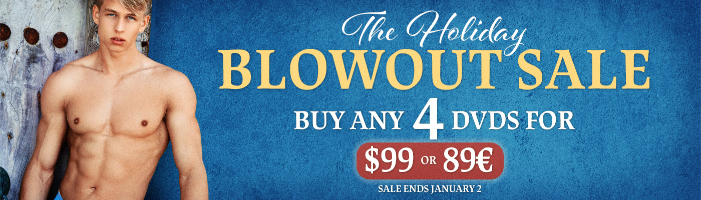Holiday Blowout DVD Sale