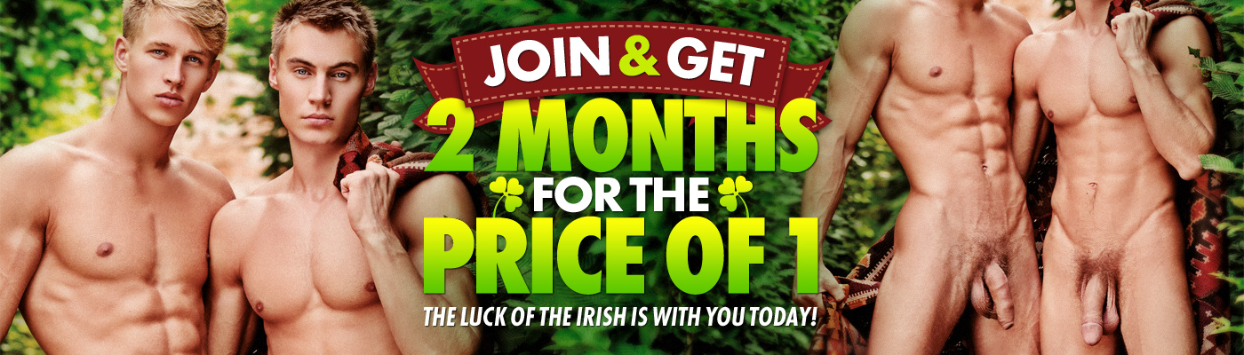 Saint Patricks Day Special Offer