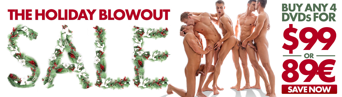 THE HOLIDAY BLOWOUT SALE