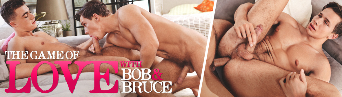 THE GAME OF LOVE with BOB & BRUCE