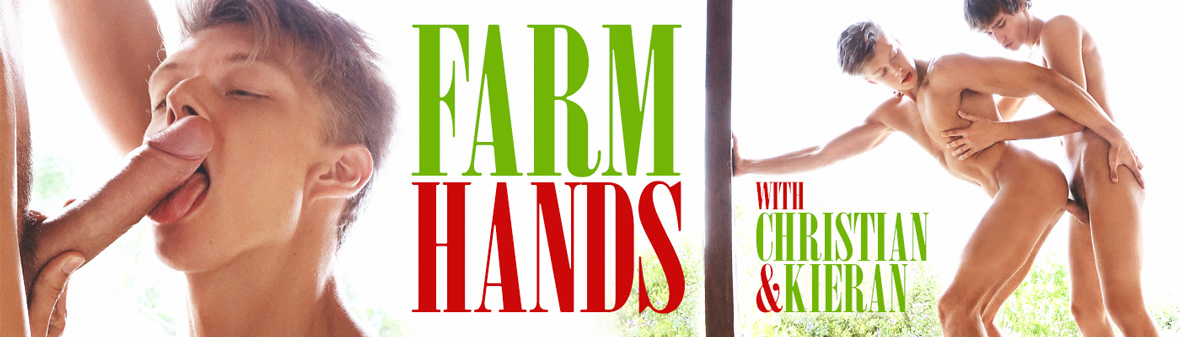 FARM HANDS with KIERAN & CHRISTIAN