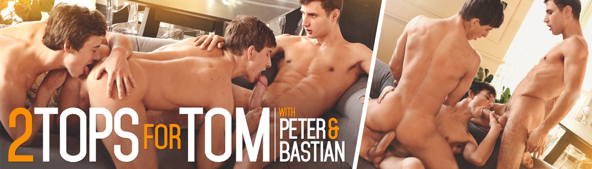 2 TOPS FOR TOM with BASTIAN & PETER