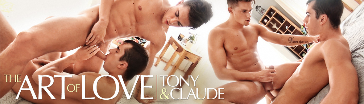 The Art of Love with Tony & Claude