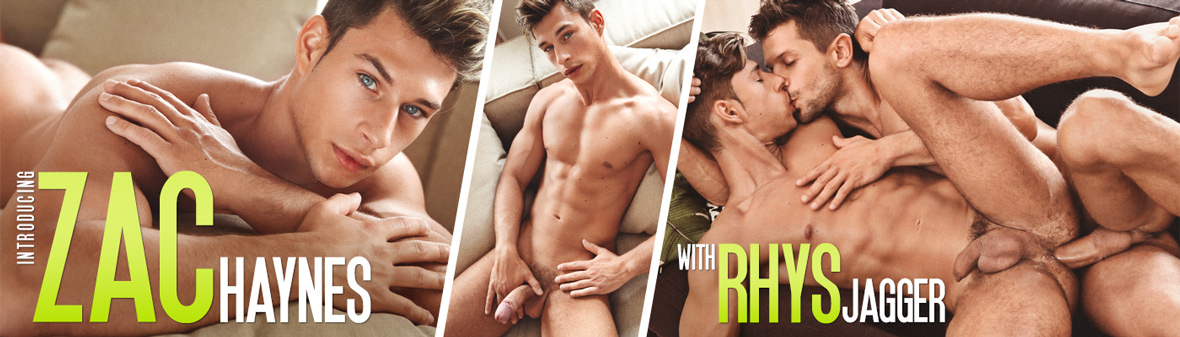 INTRODUCING ZAC HAYNES…