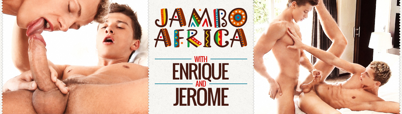 Jambo Africa: Enrique and Jerome