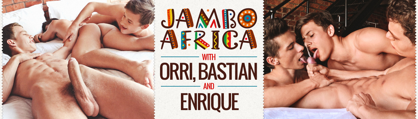 Jambo Africa with Orri, Bastian and Enrique