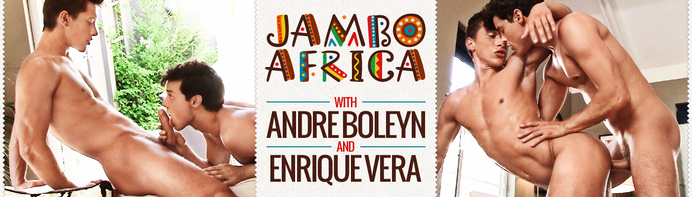 Jambo Africa: Enrique & Andre