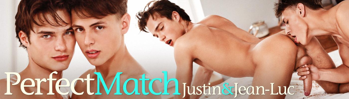 PERFECT MATCH… Justin Saradon & Jean-Luc Bisset