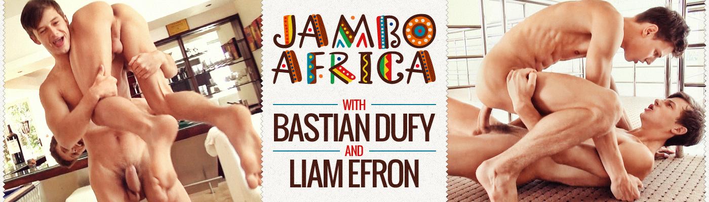 Jambo Africa: BASTIAN & LIAM