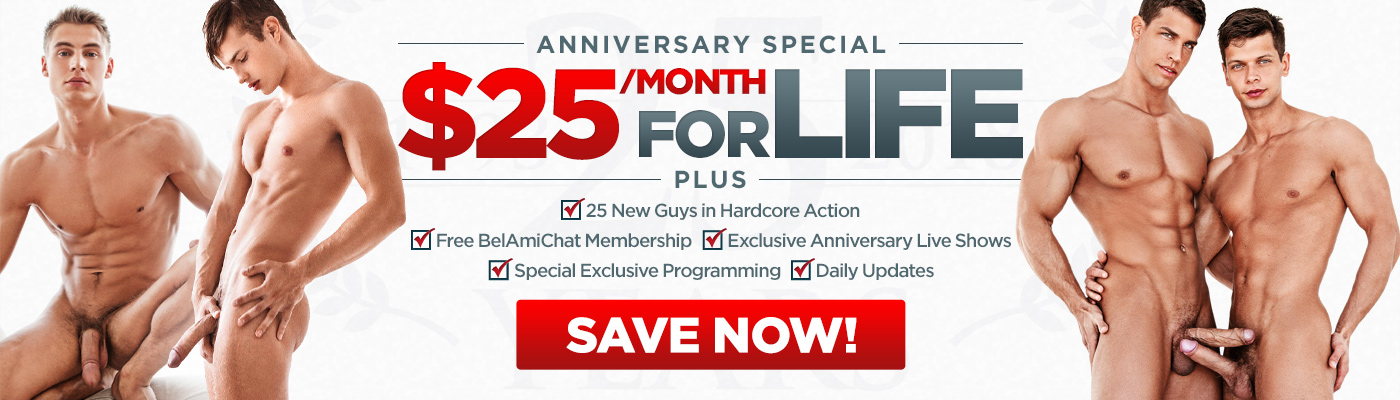 BelAmi 25th Anniversary Sale